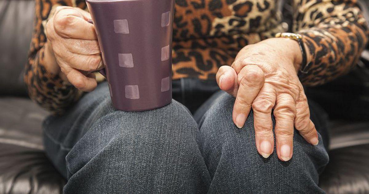 Sormetele artriidi margid valu ja kihelus liigestes