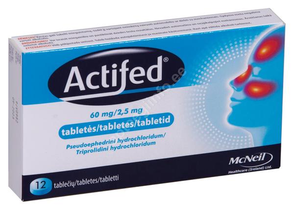 Tabletid vigastuse ajal