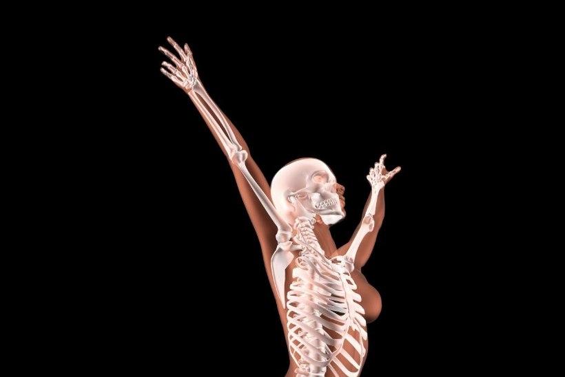 Ligandite ja liigeste valu Jalute artriidi ennetamine