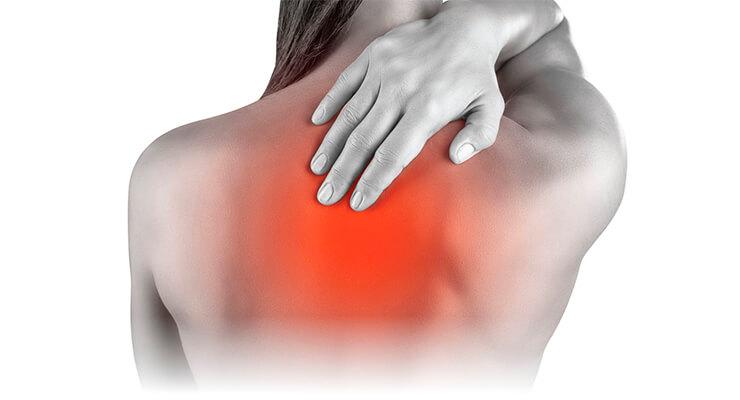 Mis valutab reieluu liigese Punased laigud liigestel haiget