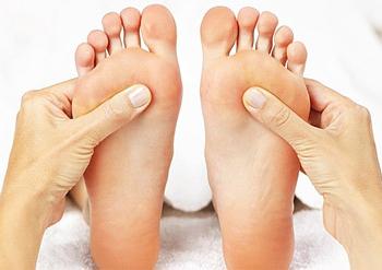 suur sormevalu jalgsi kui ravida