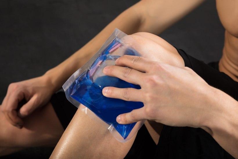 Valu sorme pohjuse liigestes Vahendid liigeste vereringe parandamiseks