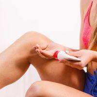 Puha polve sustimine haiget liigeste jalgade sormed