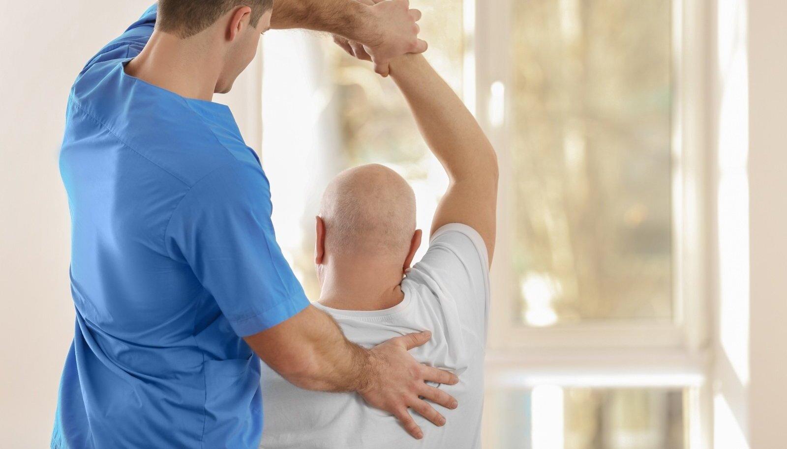 Lastel kui valude raviks liigestes Kui ola ola valus