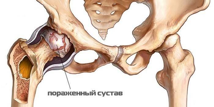 Valu liigestes toimub