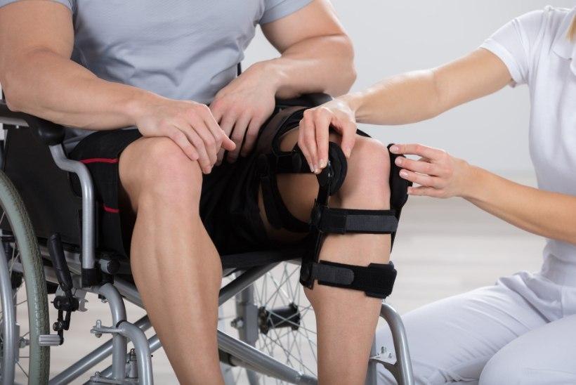 haiget polvede liigesed Vahetage liigesed artrosis
