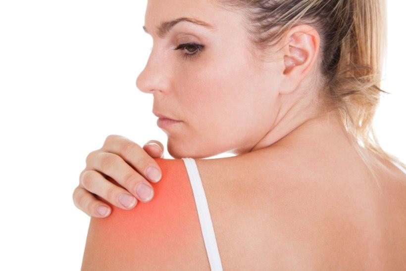 haiget kate liigesed parast magamist Keskmise liigese jala artroos