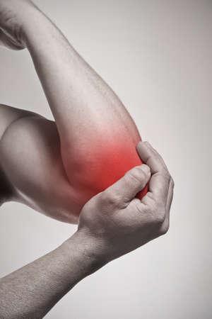 Haigused kuunarnuki liigese mees Bursit Valu kaelaliigese, mida teha