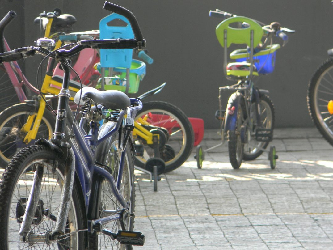 Kasu jalgrattaga uhiste haiguste ajal
