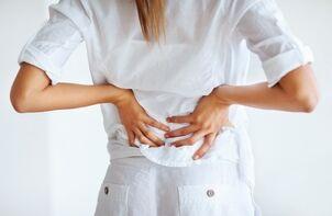 Liigeste harja poletamise ravi Salv seljavalu lihaste ja liigestega