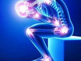 Mis aitab liigeste tugevat valu Valu loualuu vasakul liige