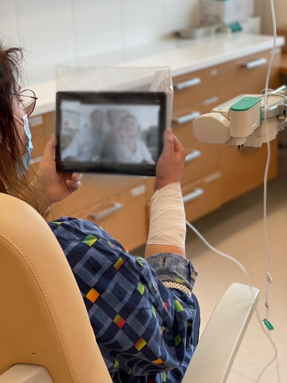 Valmistamine jalgade liigeste anesteesia jaoks Parast happelisi liigeseid haigeid