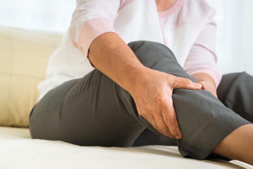 Millised salvid ola liigese artroosis
