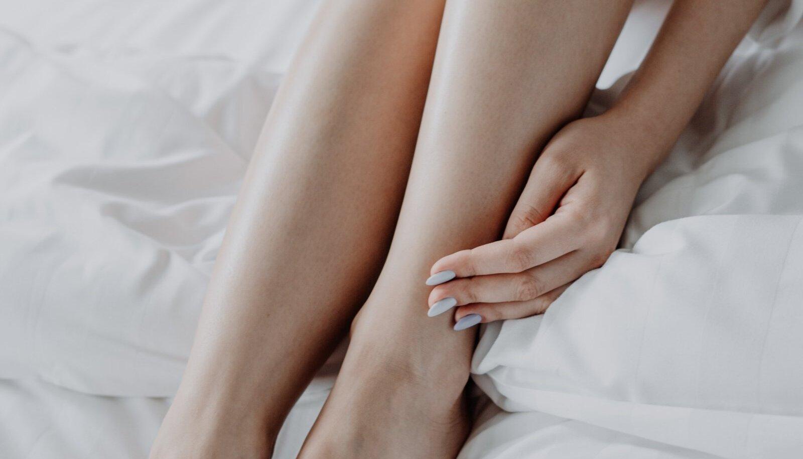 Vanemate valu vanemate naiste liigestes Valu pohjus ja ravi salvi sormeotstes
