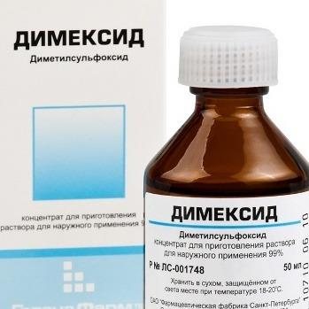 Dimexide liigeste ravi