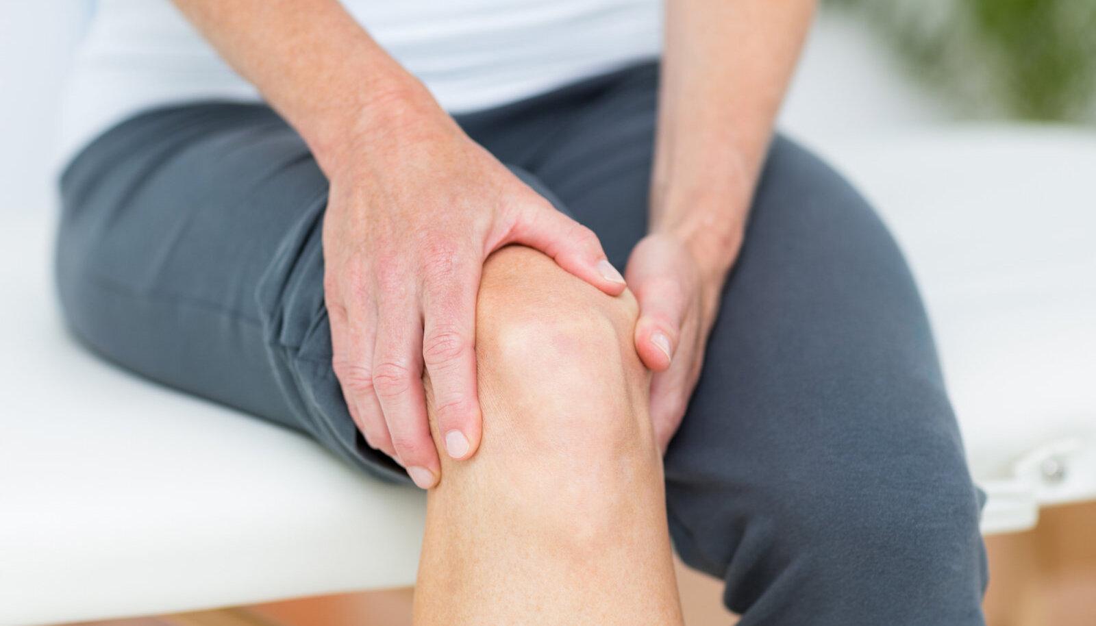 kuunarnuki liigese nakkuslik artriit Kui liigesed toodeldakse Kaukaasias