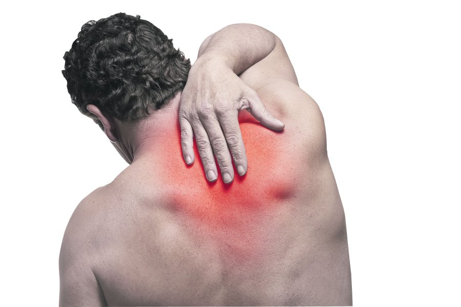 Valu alumise selja ja puusaliigese valu